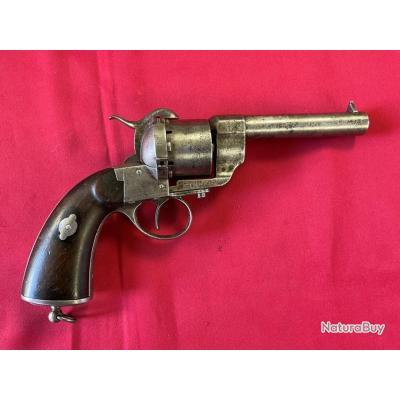 """Revolver """"Carabinieri"""" Italien Lefaucheux M/1861, cal.12mm (258)"""
