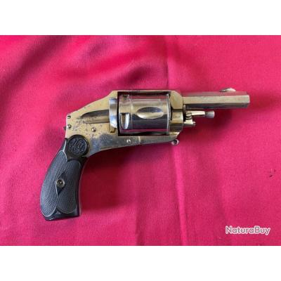 Revolver Hammerless cal.8mm/leb (261)