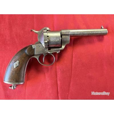 """Revolver """"Carabinieri"""" Italien Lefaucheux M/1861, cal.12mm (274)"""