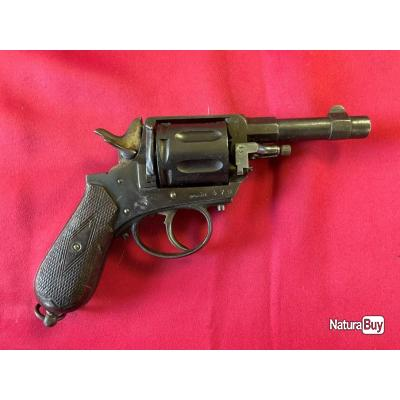 "Revolver type ""municipal"" cal.8mm/leb à 7 coups ! (264)"