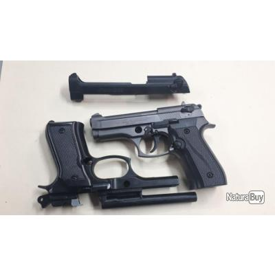 Pistolets à blanc pour pièces. Bruni EKol