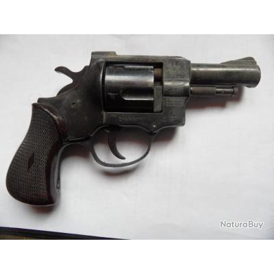 Révolver d'alarme Arminius 9mm 5 coups