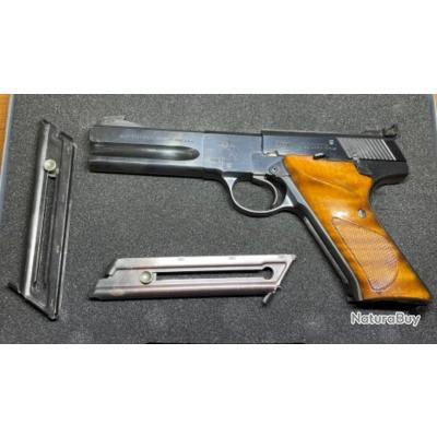 Rare pistolet 22lr le semi automatique COLT WOODSMAN Match Target