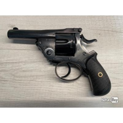 Revolver type Bulldog .380 inspiré S&W / Webley