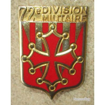 72° Division Militaire,A.B Paris