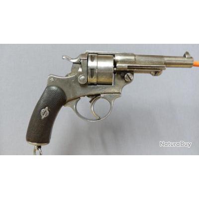 // Cat D // Revolver 1873 ; 11 mm 73  (1€ sans réserve)