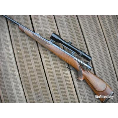 SAUER WEATHERBY EUROPA mark V calibre 300 WBY + Schmidt & Bender 1.5 - 6 x 42