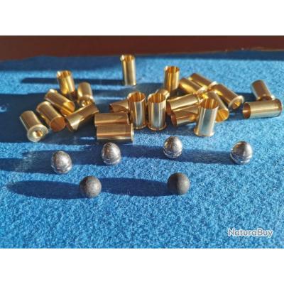 50 douilles 11mm73 marine 22mm