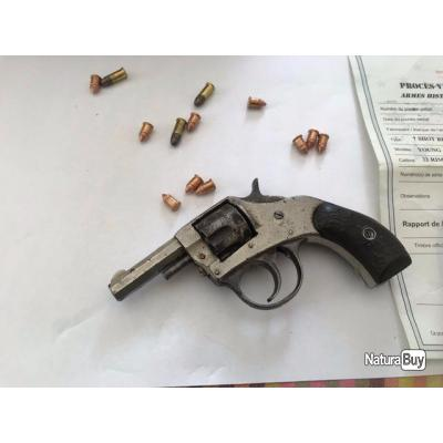 Revolver 22 Rimfire YOUNG AMERICAN - HARRINGTON RICHARDSON