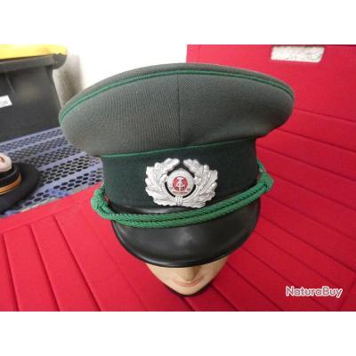 casquette ALLEMANDE DDR