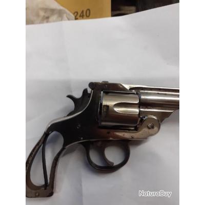 Joli revolver à brisure en 38