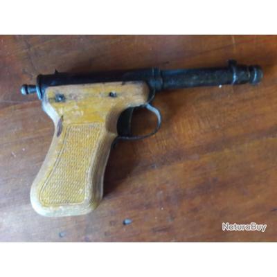 Ancien pistolet à plombs DIANA NO2.