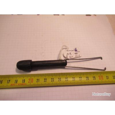 Embout (bouchon) ''dit férule'' de  canne fusil 12 mm.  Conforme model d'origine  (4)