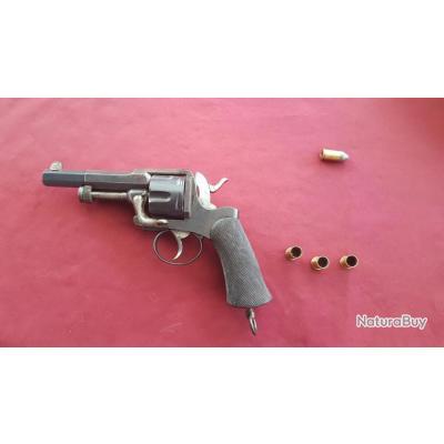 Revolver Fagnus Maquaire Liégeois calibre 11.73