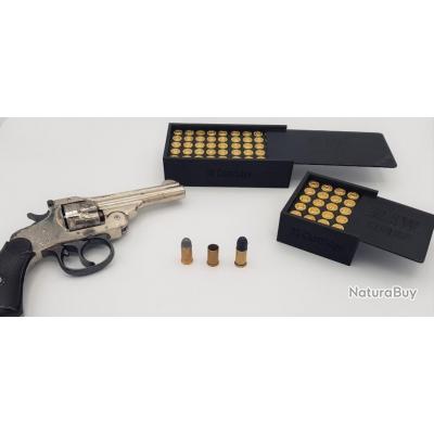 30 Ogives Round nose Flex tir réduit calibre 11mm pour Mle 1873 poudre noire