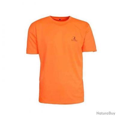 T shirt Percussion Orange ! Destockage