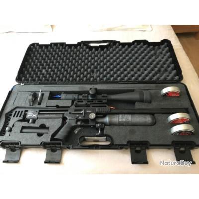 Fx impact sniper édition cal 30 .arme de catégorie C