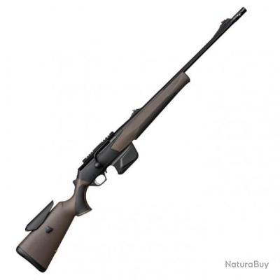 Carabine de chasse à culasse linéaire Browning Maral Sf Composite Brown Adj Fluté et Fileté - 308 Wi