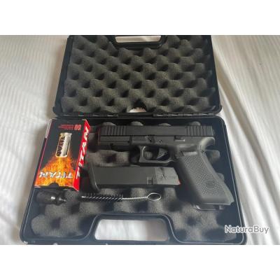 Umarex Glock 17 gen 5 9mm PAK