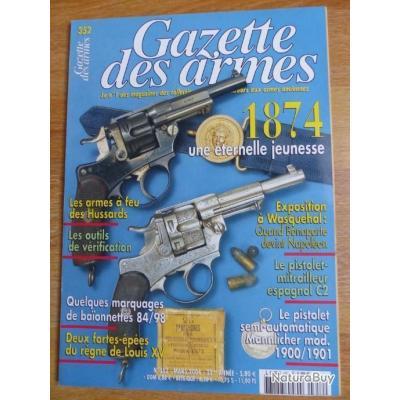 Gazette des armes N° 352
