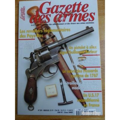 Gazette des armes N° 289