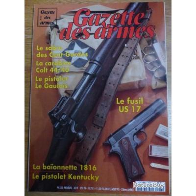Gazette des armes N° 235