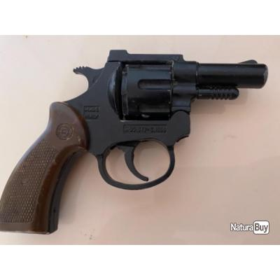 Revolver d'alarme / starter 6 mm 8 coups