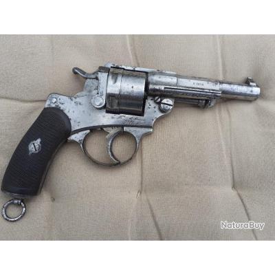 Vente magnifique revolver 1873 monomatricule jamais repolit apte au tir canon miroir Cat D