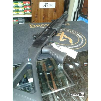 FABARM STF 12 Pistolgrip Black en 12/76