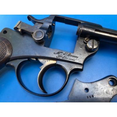 Revolver réglementaire marine  Mle 1874M