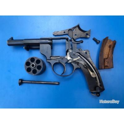 Revolver réglementaire de Marine 1873M HENRY
