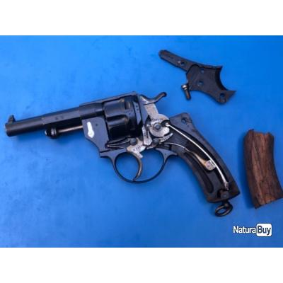 Revolver réglementaire 1874