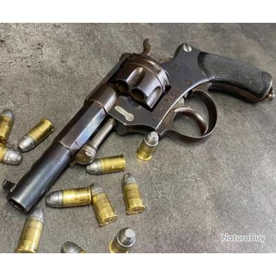 Très beau revolver modèle 1874 civil 11mm73, saint Étienne. bonne mécanique.