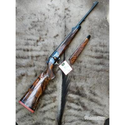 Exceptionnelle carabine blaser R93 selous calibre 300 win mag