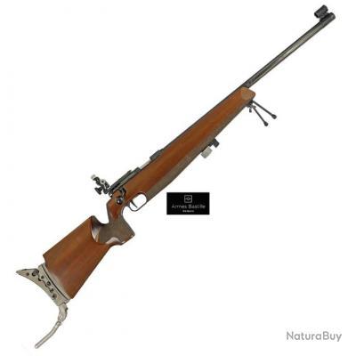 Carabine Anschutz modèle 54 Match calibre 22 LR