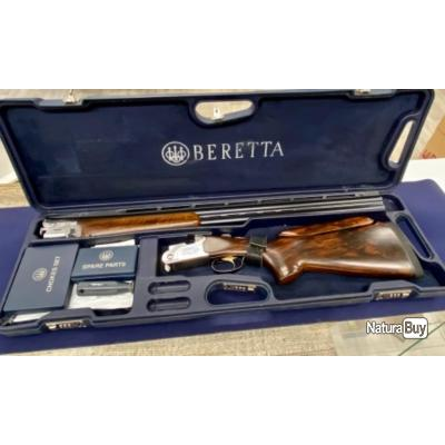 Fusil trap Beretta DT10 trident cal 12/76 canon 76 cm