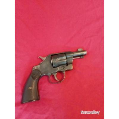 Revolver Colt 1895 canon court