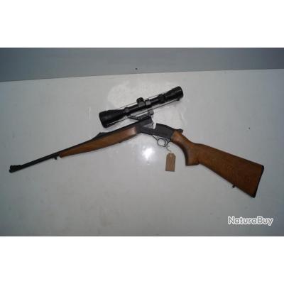 Carabine monocoup BRNO ARMS ZBK110   Cal. 5,6x52R