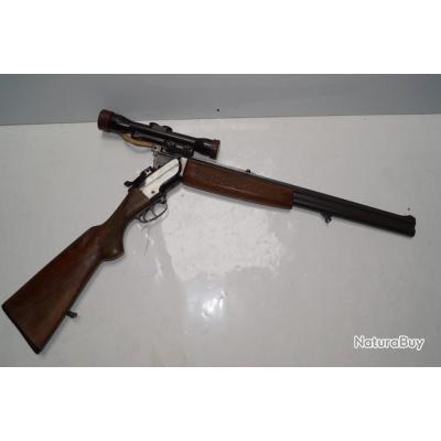 Fusil mixte BRNO ZH304   Cal.12/70 et 7x57R
