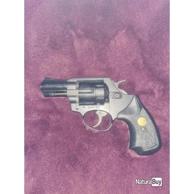 Revolver humbert berreta safegom Modèle 38  gomme cogne