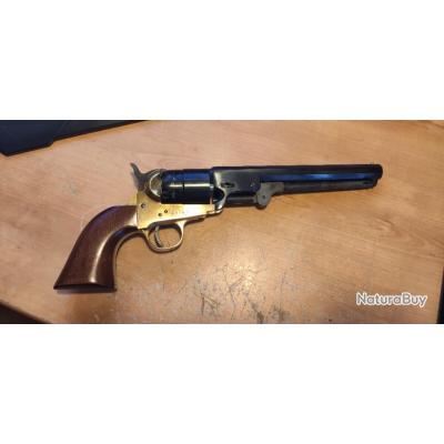 [1€ sans prix de réserve] Kit complet Pietta Colt 1851 Navy .44