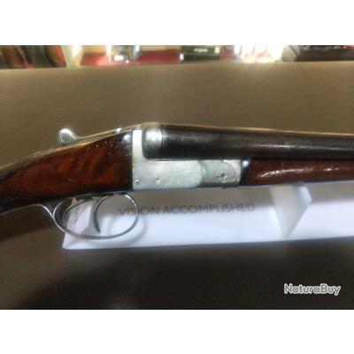 Fusil juxtaposé calibre 12/70