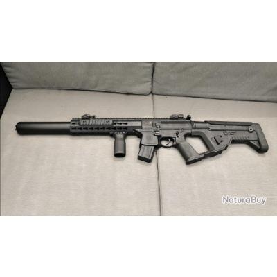 Fusil SIG SAUER MCX crosse custom unique 4.5mm
