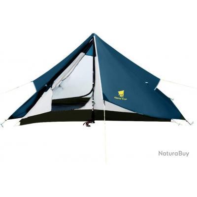 Tente de bivouac Solo - Geertop Bleu - très légère