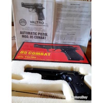 Pistolet d'alarme VALTRO 8MM 85 COMBAT