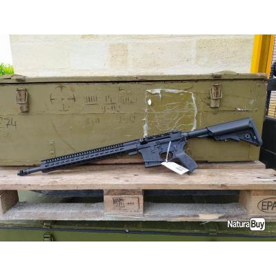 Fusil AR15 en répétition manuelle, calibre .300 AAC Blackout, catégorie C