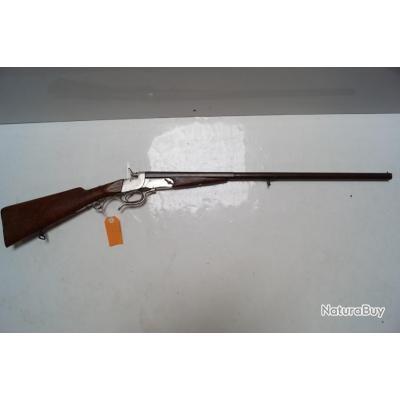 Fusil monocoup a chiens extérieur   Cal. 14mm
