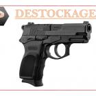 Pistolet BERSA THUNDER 9 mm Ultra Compact Pro noir DESTOCKAGE