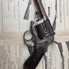 rare revolver  1883 baston bodeo