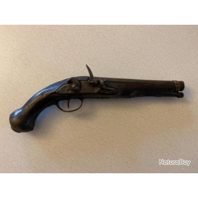 Pistolet silex